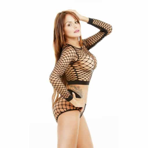 Long Sleeved Mesh Set 3