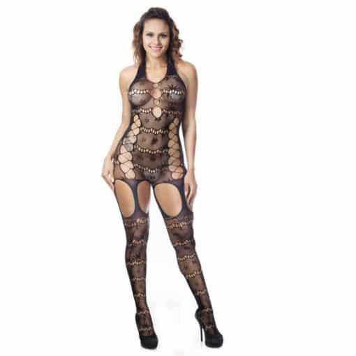 Lace Full Bodysuit 3