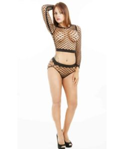 Long Sleeved Mesh Set 1