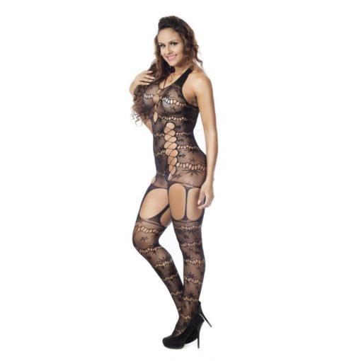 Lace Full Bodysuit 3 2