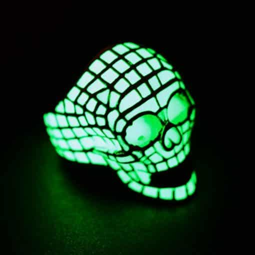 Luminous Skull 3