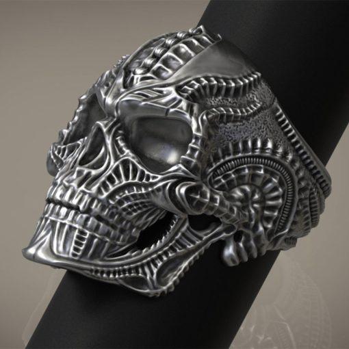 Carved Skull 1