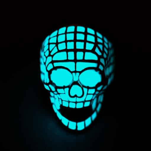 Luminous Skull 4