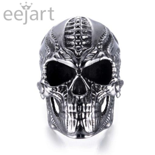 Carved Skull 2