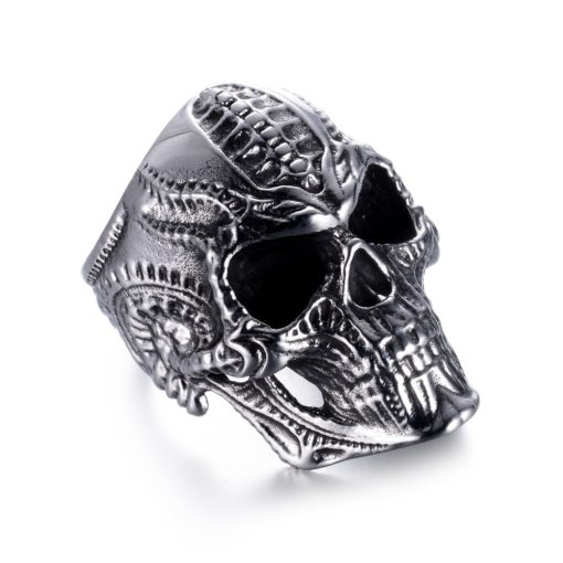 Carved Skull 3