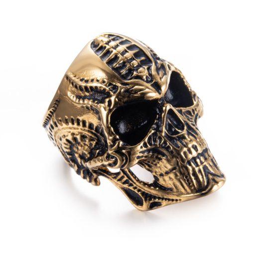 Carved Skull 4