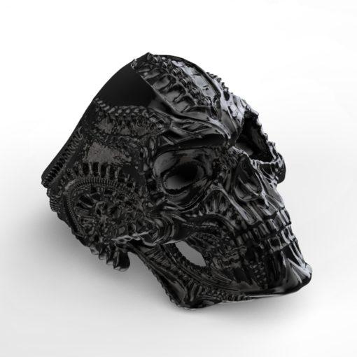 Carved Skull 5