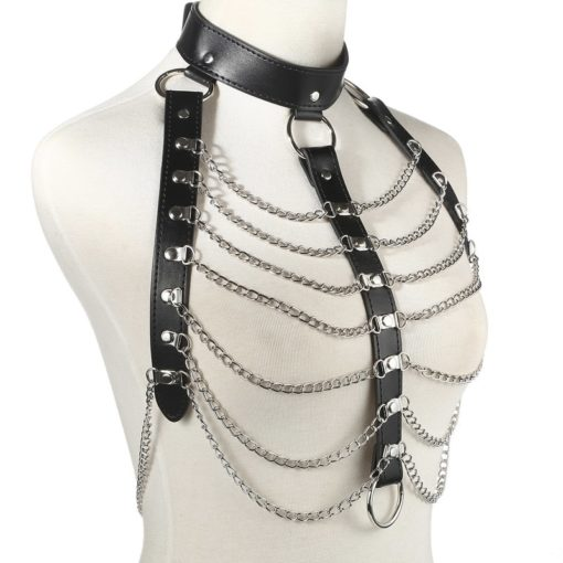 PU Leather Chains 3 1