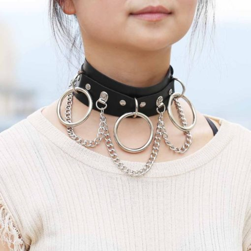 Large O Ring & Chains 4