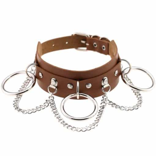 Large O Ring & Chains 3