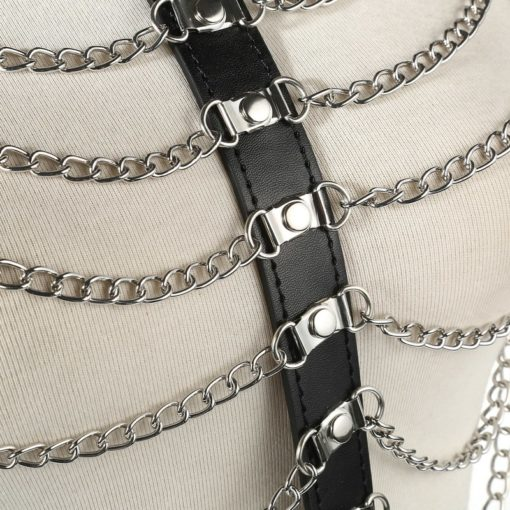 PU Leather Chains 3 2