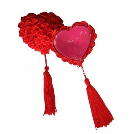 Heart Tassle 2