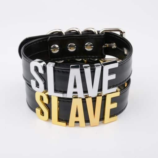 Leather SLAVE  5