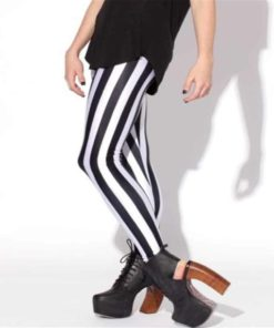 New Arrival Sexy slim Women Designed digital Printed supernova sale Beetlejuice Leggings Drop shipping Plus size S-4Xl 1