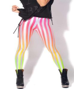 Circus Stripe - Gradient