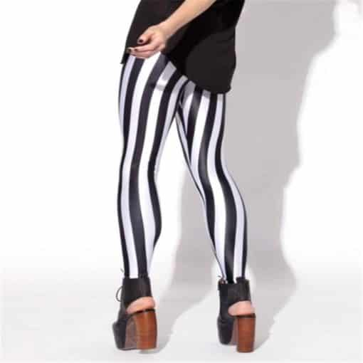 New Arrival Sexy slim Women Designed digital Printed supernova sale Beetlejuice Leggings Drop shipping Plus size S-4Xl 2