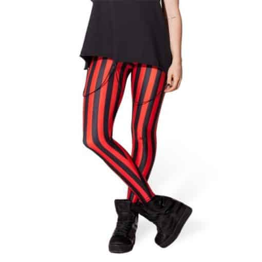 Circus Stripe - Red