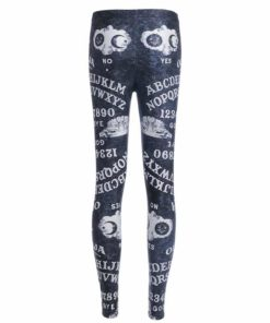 Leggings Fashion Plus Size Sexy Extra-terrestrial Digital Printing Fitness LEGGINGS Size S-4XL Drop Shipping 1