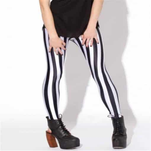 New Arrival Sexy slim Women Designed digital Printed supernova sale Beetlejuice Leggings Drop shipping Plus size S-4Xl