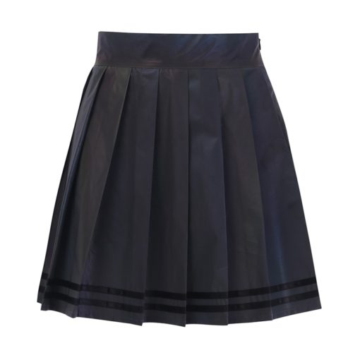 Holographic Mini Skirt 5
