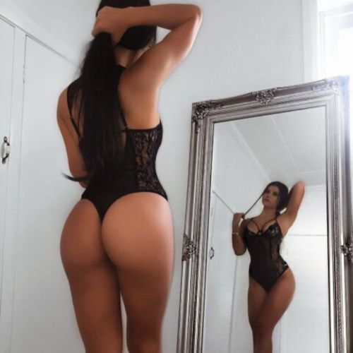 The Flame - Bodysuit 1
