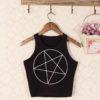 Pentagram Crop Top 2