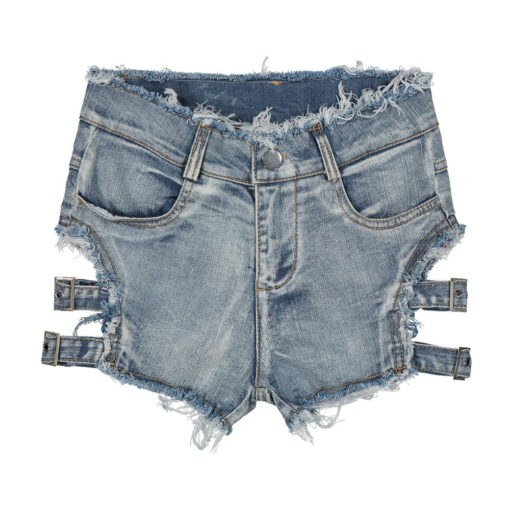 Buckled Shorts 5