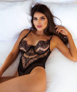 Lace Babydoll (Seductive Queen) 1