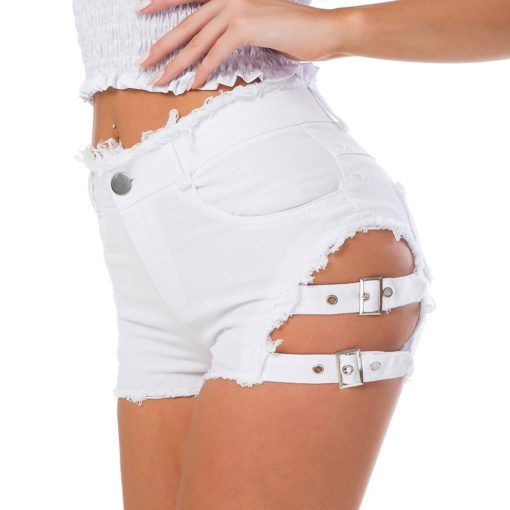 Buckled Shorts 4