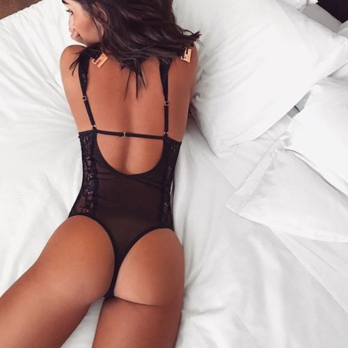 The Flame - Bodysuit 4