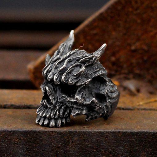 Asura Skull 1