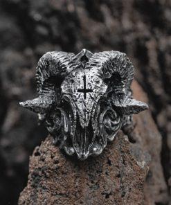 Baphomet Goat
