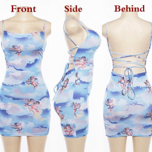 Angel Mini Dress 3