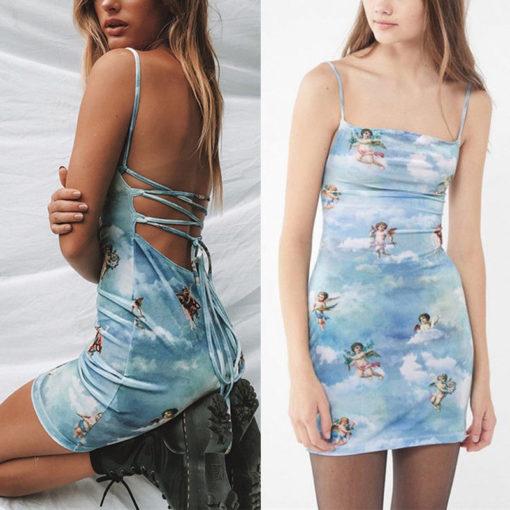 Angel Mini Dress