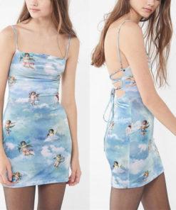 Angel Mini Dress 1