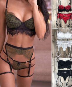 Bralette & Panties (10 Colors0 1