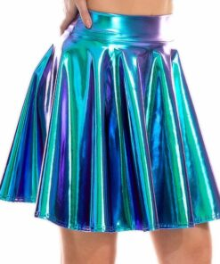 Holographic Skirt 1
