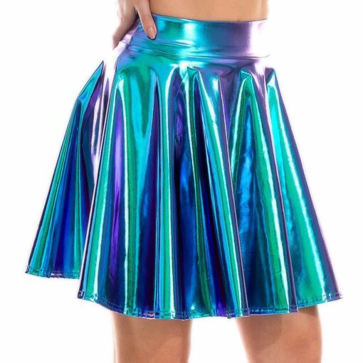 Holographic Skirt 1
