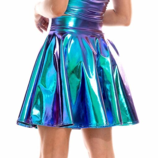 Holographic Skirt 5