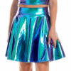 Holographic Skirt 2