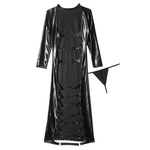 """Succubus"" Long Dress 3"