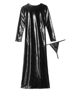 """Succubus"" Long Dress 2"