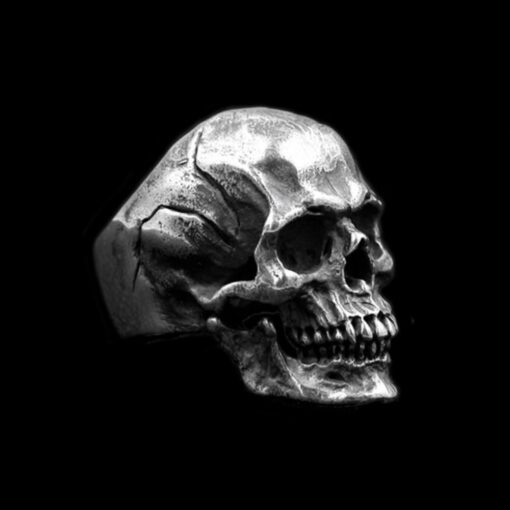 Human Skull 3