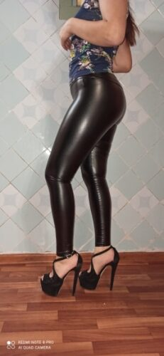 Faux Leather photo review