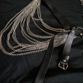 Pu Leather Chains 2 photo review