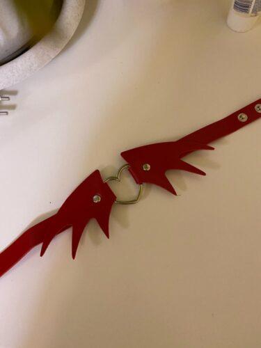 Bat Wing Choker photo review