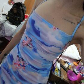 Angel Mini Dress photo review