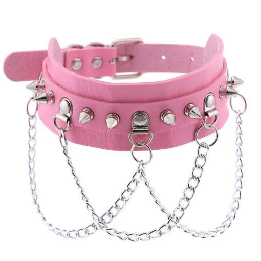 Pink Chokers 3