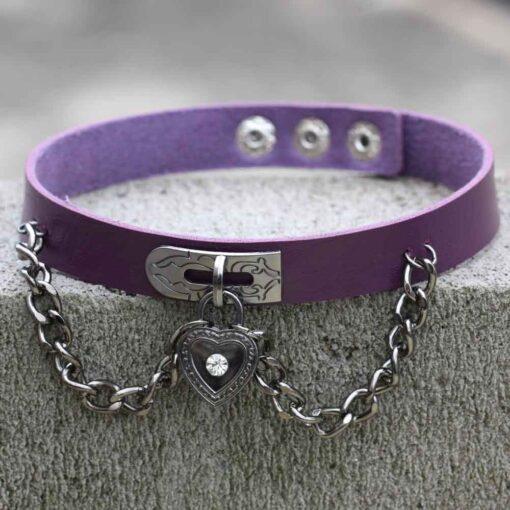 Purple Chokers 4
