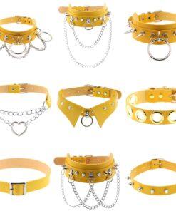Yellow Chokers 1